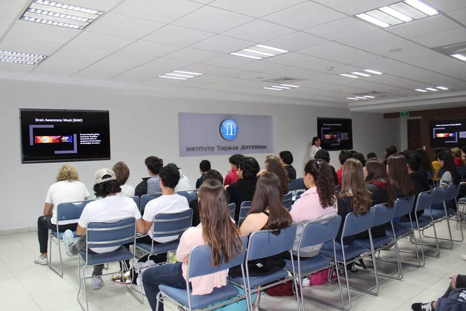 An event organized by the Asociación Mexicana de Neuroética Naucalpan de Juárez in Mexico.