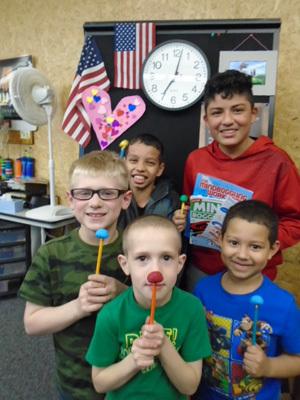 Free Dana Foundation BAW resources at the Boys Club of Sioux City. Iowa