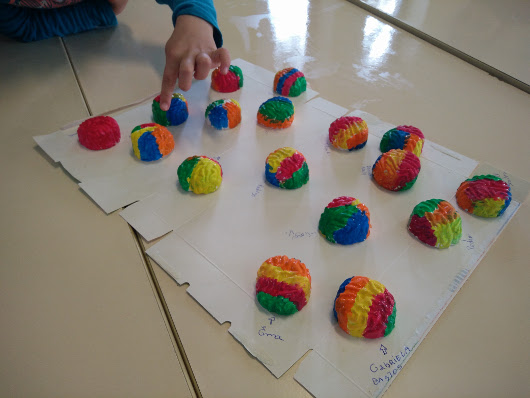 Colorful brains created by students at Center for Neuroscience and Cell Biology at University of Coimbra, Portugal