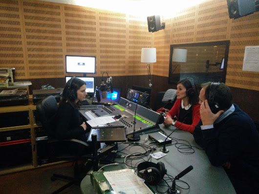 A radio show organized by Center for Neuroscience and Cell Biology at University of Coimbra, Portugal