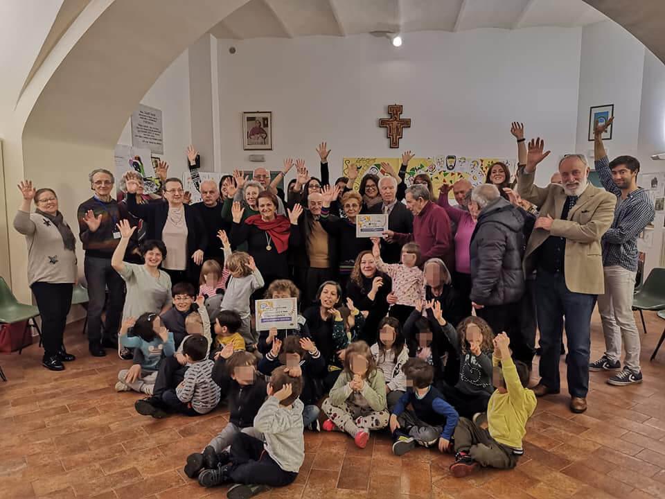 Settimana del Cervello Umbria organized by Dr.ssa Corinna Bolloni and Dr.ssa Majla Trovato in Italy.