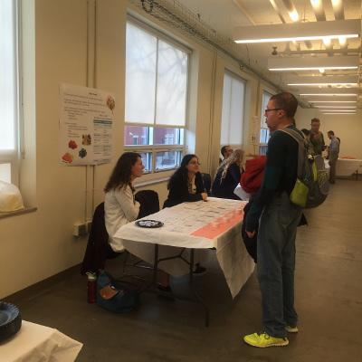 A brain fair organized by Drexel University Department of Psychology