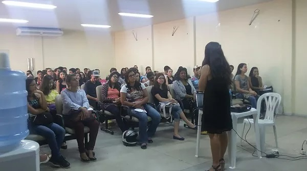 Brain lecture during BAW organized by Federal University of Alagoas in Brazil