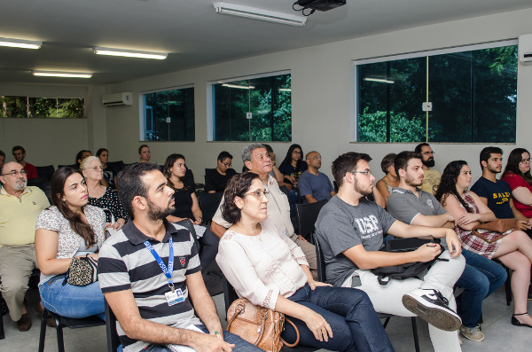 A talk on Epilepsy organized by the Instituto de Neurociencias e Comportamento in Ribeirao Preto, Brazil