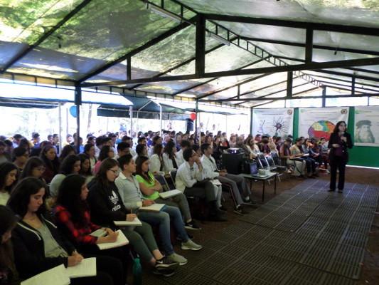 A presentation organized by the MUSEO DE HISTORIA NATURAL, Universidad Michoacana de San Nicolás in Mexico