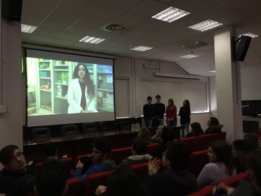 A presentation organized by the National Research Council of Italy (CNR)