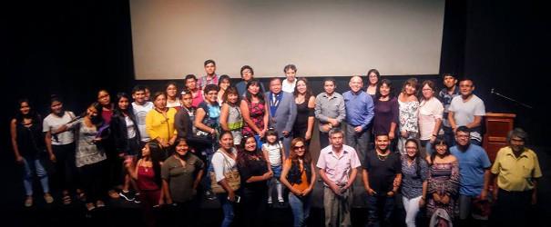 Semana del Cerebro organized by NeuroZoom in Lima, Peru