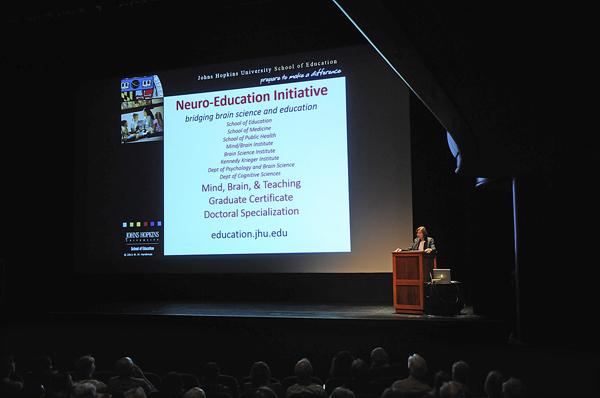 Mariale Hardiman Lecture at Oregon Health & Science University