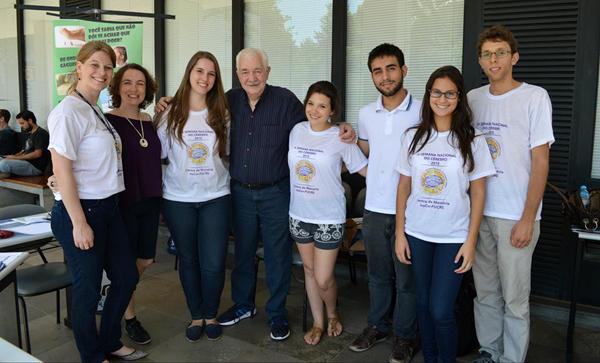 Brain Awareness Week in Puerto Rico at the Pontíficia Universidade Católica do Rio Grande do Sul (PUCRS)