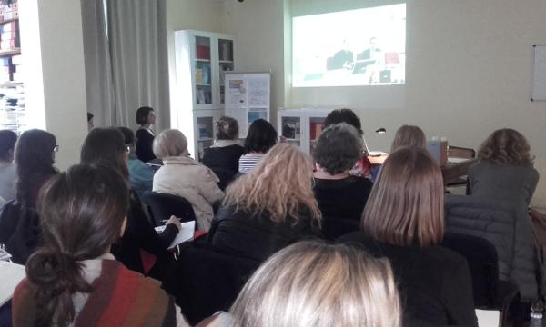 A presentation organized by SISPI - Scuola di Specializzazione con la procedura immaginativa in Milan, Italy