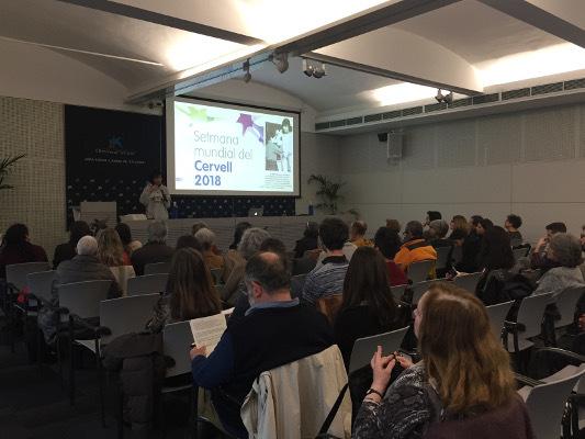 A talk by Mara Dierssen organized by Starlab & Centre for Genomic Regulation (CRG) in Barcelona, Spain