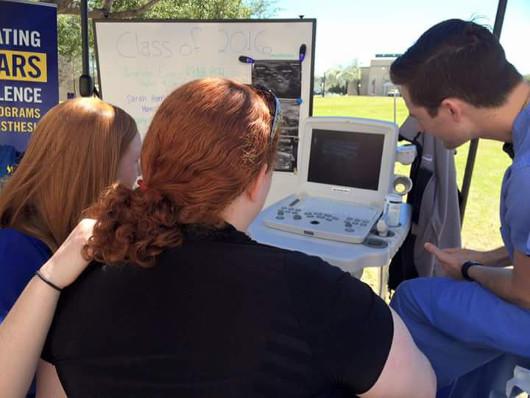 Brain Awareness Week at Texas Wesleyan University