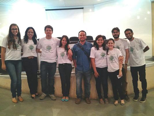 Brain Awareness Week team at Universidade Federal de Roraima in Brazil