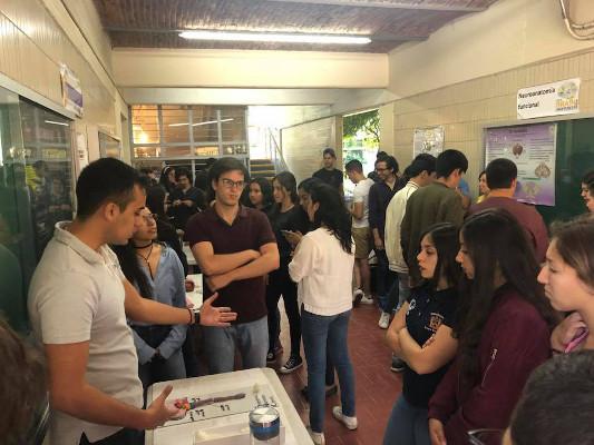 A functional neuroanatomy workshop at an event organized by Universidad de Guadalajara, Centro Universitario de Ciencias Exactas e Ingenierías in Mexico