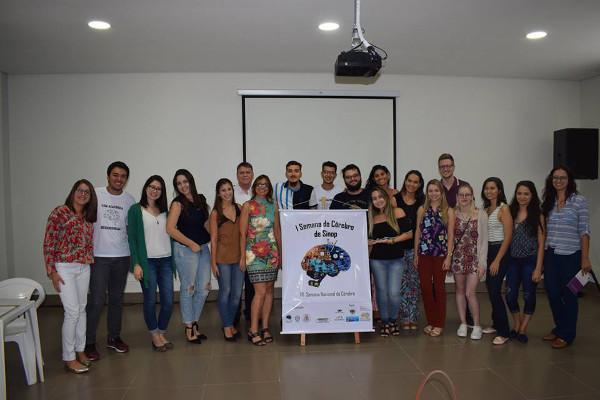 Brain Awareness Week at the Universidade Federal de Mato Grosso-Sinop in Brazil