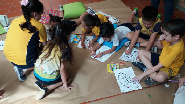 Brain Time workshop organized by Universidade do Contestado in Canoinhas, Brazil