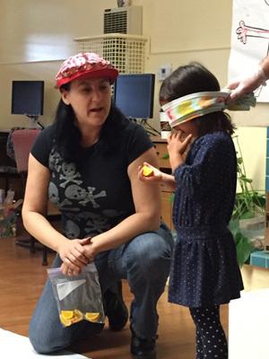 Classroom visits by faculty from the University of California, Santa Barbara