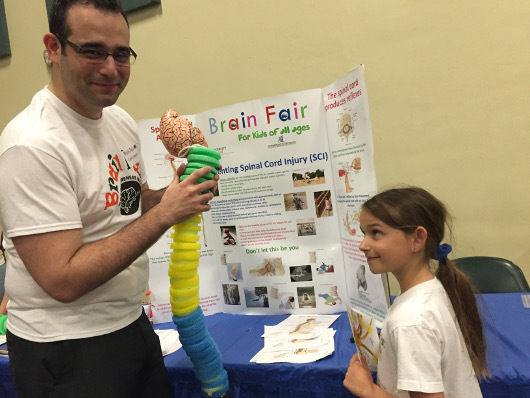 Teaching about Spinal Cord Injury at the University of Miami