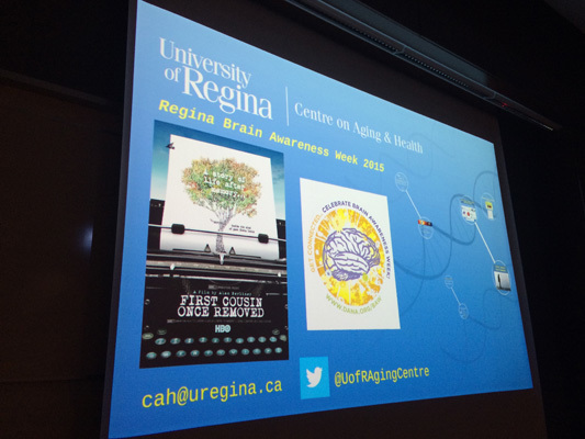 BAW 2015 at the University of Regina in Canada